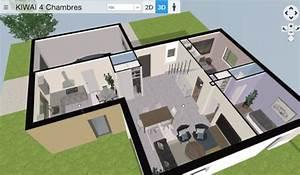 Plan De Maison 3d   D U00e9couvrez Notre Configurateur Gratuit