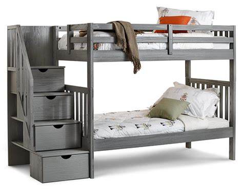 dove bunk bed  ladder furniture row