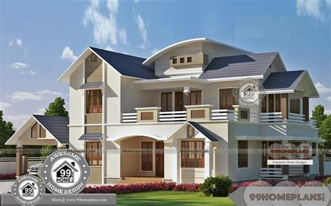 double storey homes designs upstairs living  spacious balcony plan