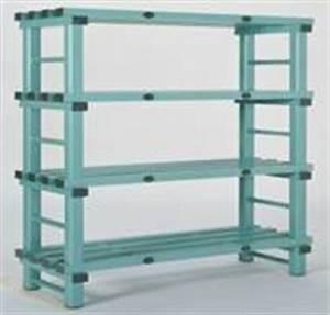 etagere plastique pour stockage en chambre froide With montage etagere chambre froide