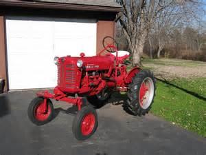 International Farmall Cub Tractor