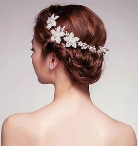 Cheap Bridal Tiaras Hair Accessories With Rhinestones 2015