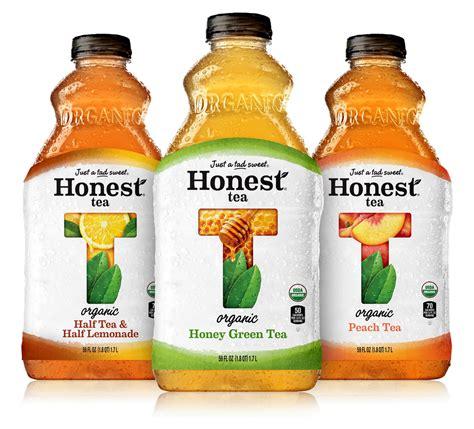 Honest Tea — The Dieline   Packaging & Branding Design ...