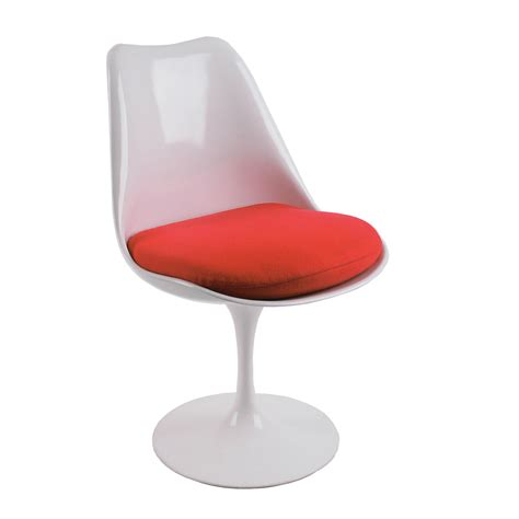 coussin chaise tulipe knoll saarinen tulip chair by knoll in our shop