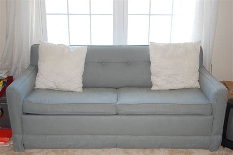 how to reupholster a settee how to reupholster sleeper sofas tiny spaces living