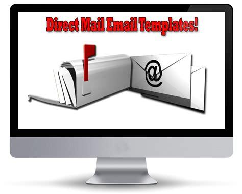 direct mail templates social media pro kit udell