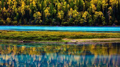 Kanas Lake Xinjiang China Travel Photo Hd Wallpaper 12