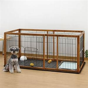 indoor dog fence plan peiranos fences ideas for indoor With electric dog kennel