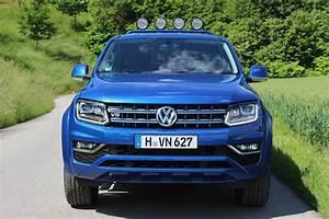 Pick Up Volkswagen Amarok : les principales caract ristiques techniques ~ Melissatoandfro.com Idées de Décoration