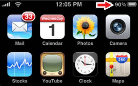 turn on battery percentage iphone how to turn battery percentage meter on apple iphone