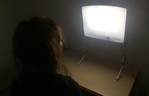 light to help with depression bright lights may help with depression ubc study finds