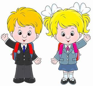 Image result for girl and boy clipart