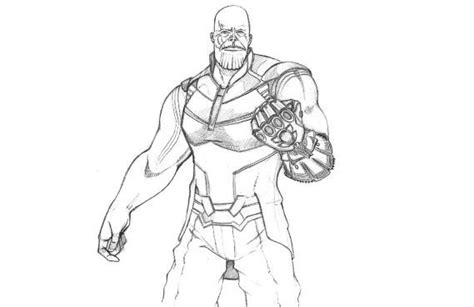fortnite coloring pages thanos coloring pages avengers color