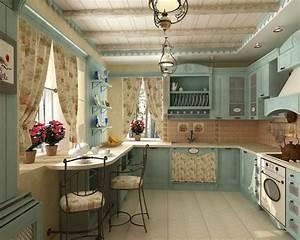 Дизайн интерьера коттеджа в стиле Прованс Интерьеры квартир, домов MyHome ru