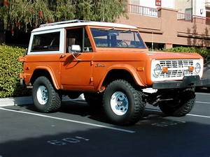 1974 Ford Bronco - Pictures