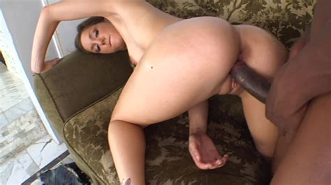 Fitting Big Black Dick Deep Into A White Pussy That Needs