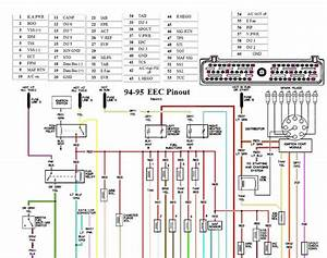 99 04 Mustang Wiring Diagram
