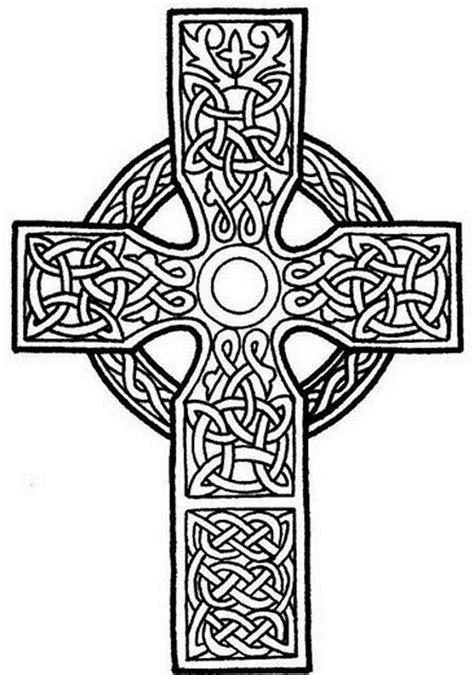 Tattoos Book: +2510 FREE Printable Tattoo Stencils: Celtic Cross tattoo stencils