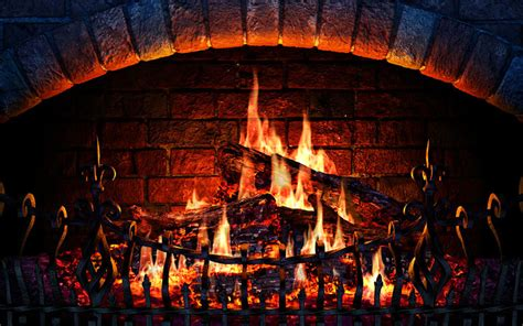 fireplace screensaver screensaver software  mac pc