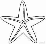 Starfish Coloring Printable Drawing Cool2bkids Surfboard Ocean Clipart Sea Preschool Getdrawings Aquarium Clipartmag Getcolorings Popular sketch template