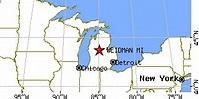 Weidman, Michigan (MI) ~ population data, races, housing ...