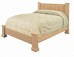 low footboard option bed wc 1g0628 furniture in the raw With wcc furniture and mattress center