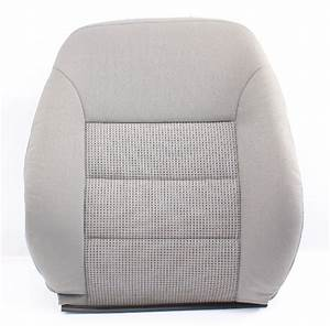Rh Front Seat Back Rest Cover  U0026 Foam 99-05 Vw Jetta Golf Mk4