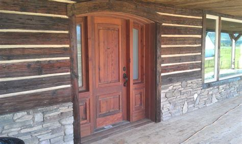 rustic front doors decor references