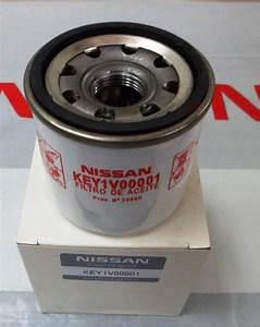 Filtro De Aceite Nissan 350 Z   Tiida    Sentra    Xtrail