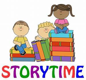 STORYTIME HEADING square copy at Hurley Library