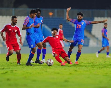 Over 490 days have passed since the national team last played a game. Indian Football: India vs. Oman Result and Match Report   Stephen Constantine to quit?   Kerala ...
