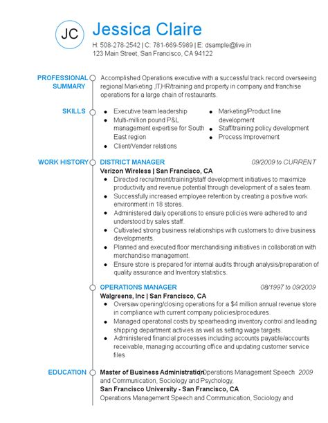 Resume Builder by Free To Use Resume Builder By Livecareer