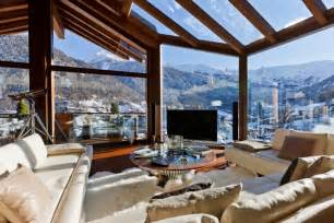 amazing home interiors of architecture 5 luxury mountain home with an amazing interiors in swiss alps