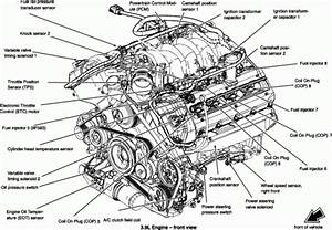2002 Lincoln Ls Engine Diagram