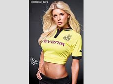 Image Gallery Hottest Female Football Fans In The World