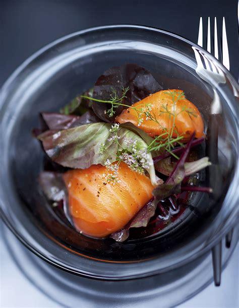 decoration saumon fume pour noel salade ti 232 de de saumon fum 233 au panais et navet jaune pour 4 personnes recettes