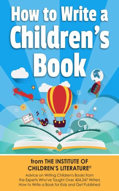 how to write a children s book how to write a children s book by davis nook book ebook barnes noble 174