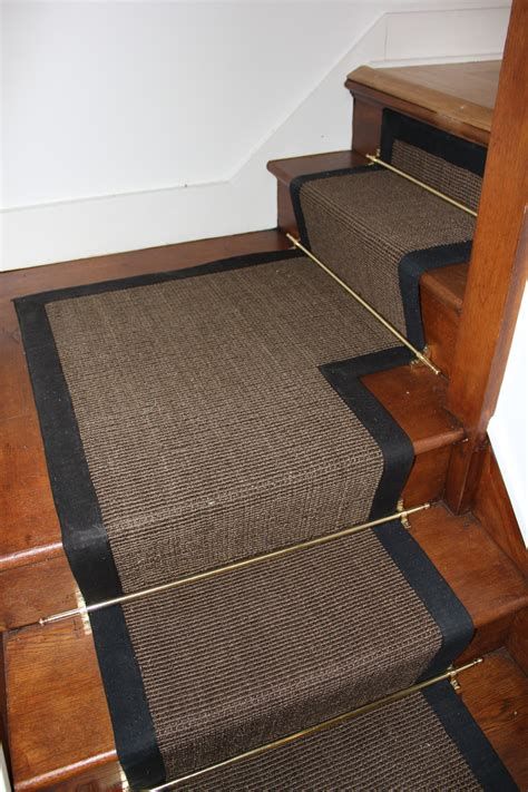 how to install carpet on stairs interior contemporary patterned carpet stair runner combined with black laminated acacia