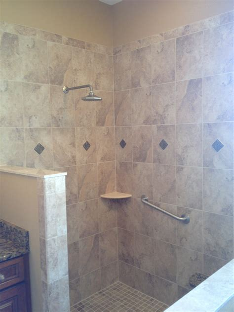 palm trees showers and ditra mann tile an englewood