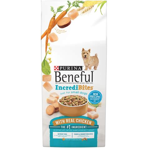 purina beneful incredibites  small dogs  real