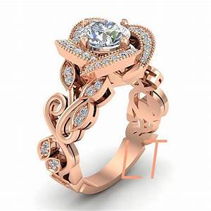 disney39s beauty and the beast princess belle swirl rose With beauty and the beast inspired wedding rings