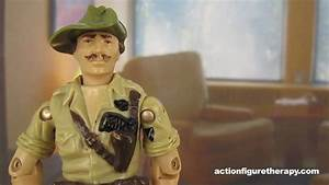 Mustache Millionaire - Action Figure Therapy - YouTube