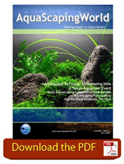 Aquascaping Magazine by Aquascaping World Magazine July 2008