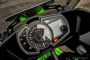 Speedometer Kawasaki Ninja 250 2018  Keren  U0026 Banyak Fitur