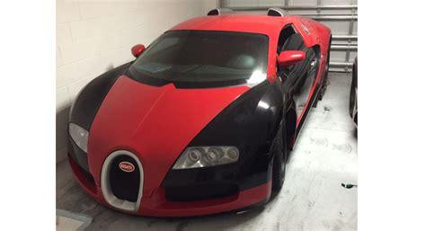Bugatti has made some of the most coveted cars in history. Réplica do Bugatti Veyron à venda por 33.000€