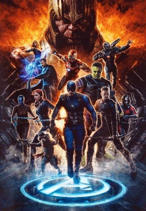 New Avengers Endgame Posters Give Look Hulk More