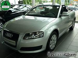 2011 Audi A3 Convertible 2 0 Tdi 103 Air Leather