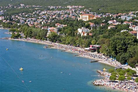 kroatien urlaubsorte sandstrand die top reiseziele in kroatien beliebte urlaubsorte in