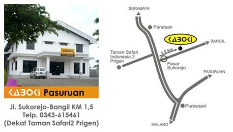 peta lokasi wisata tas rajut gratis