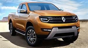 4x4 Renault Pick Up : renault pickup truck could look like this carscoops ~ Maxctalentgroup.com Avis de Voitures